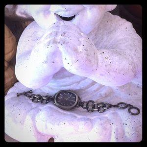 Premier Design Brass Watch